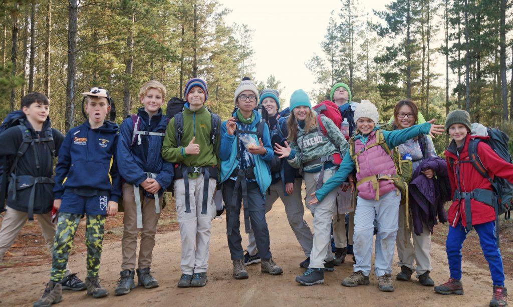 Scouts (11 – 14 yrs)